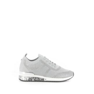 mano-258-5z7-la-strada-baskets-sneakers-chaussures-a-lacets-argent-fr-1p