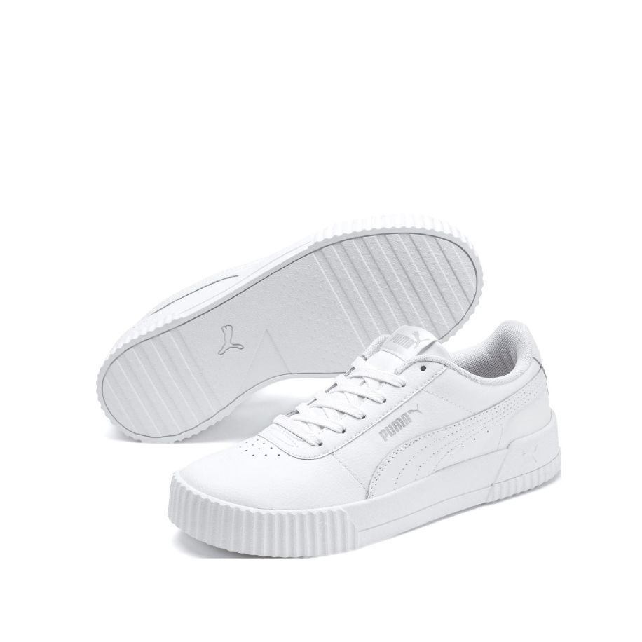 Puma Sneakers met veters - Sport - Wit